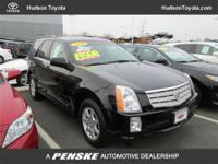 AWD**LOADED**LEATHER**THIS USED CADILLAC SRX V6 WAS