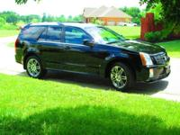Very clean non-smoker 2-owner 2008 Cadillac SRX AWD in
