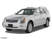 Options:  2008 Cadillac Srx V6|V6 4Dr Suv|3.6L|6
