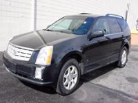 This 2008 Cadillac SRX is a great car all around and is