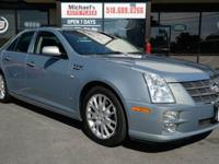 2008 Cadillac STS 4 Luxury! WE FINANCE - 52k miles!