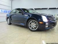 2008 Cadillac STS 52,xxx miles midnight blue on tan