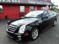 Options:  2008 Cadillac Sts Come See Our Wide Selection