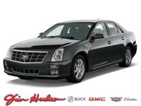 This outstanding example of a 2008 Cadillac STS 4dr Sdn