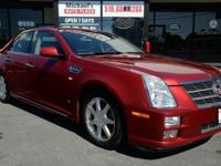 2008 Cadillac STS! WE FINANCE - Navigation! Heated
