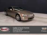 This 2008 Cadillac XLR comes complete with CONVERTIBLE,
