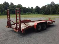Trailers Commercial 4261 PSN . 2008 CAM 6T182BW