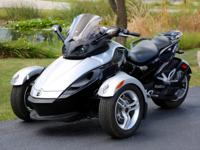 2008 Can-Am® Spyder GS Roadster SM5 Year2008