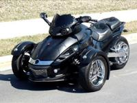 Easy to ride like a Snowmobile or Seadoo with a power