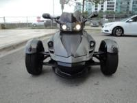 The best Spyder you can get. A real head turner. Make