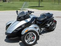 For sale is an effectively looked after 2008 Can-Am