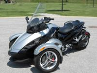 For sale is a very well taken care of 2008 Can-Am