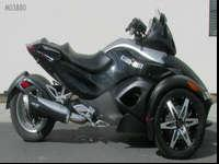2008 Can-Am Spyder GS (SM5)Discover the Y-FactorCan-Am