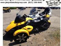 Ready for Summer Fun ***2008 Can Am Spyder GS**** Only