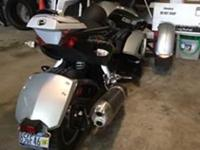 2008 Can Am Spyder. Nothing you've experienced prepares