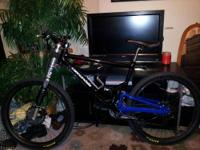 I have a 2008 Cannondale Lefty Jekyll 800 Looking to