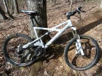 I am selling 2008 Cannondale prophet 2 great free ride,