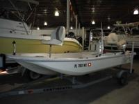 Powered by an Evinrude E40. Don't miss your opportunity