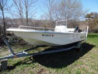 2008 Carolina Skiff (Low Hours!) FOR QUESTIONS CONTACT: