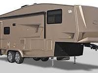 This special and unusual 2008 - 30 ft. Domani 5th wheel