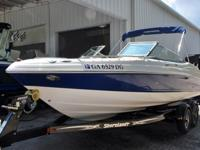 Just took this gorgeous 2008 Chaparral 210 SSI bowrider