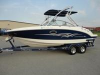 2008 Chaparral 224 Sunesta with only 195 Hours! It