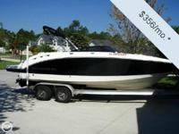 2008 Chaparral 24 - Stock #083047 -