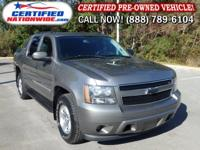 SPORTY. This 2008 Chevrolet Avalanche 1500 is nicely