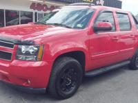 This very low mileage 2008 Chevrolet Avalanche LT 4X4