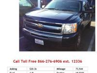 2008 Chevrolet Avalanche C1500 Blue Steel V8 5.3L