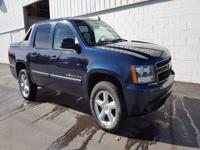 Options:  2008 Chevrolet Avalanche 4Wd 5D Crew Cab