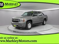 Introducing our 2008 Chevrolet Avalanche 1500 LT Crew