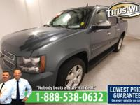2008 Chevrolet Avalanche 1500 Blue, Completely