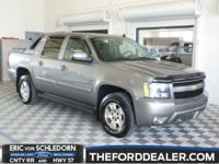 Steel Gray Metallic 2008 Chevrolet Avalanche 1500 LS