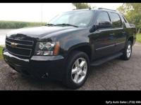 HERE IS YOUR CHANCE TO OWN THIS '08 CHEVY AVALANCHE