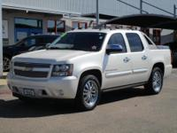 You can expect a lot from the 2008 Chevrolet Avalanche