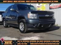 Options:  2008 Chevrolet Avalanche Lt|The 2008 Chevy