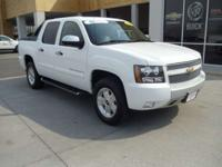 2008 CHEVROLET Avalanche our dealership's Advantage!