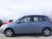 Exterior Color: blue, Body: Hatchback, Fuel: Gasoline,