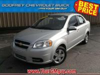 Options Included: N/AAWESOME MPG w/ CLEAN CARFAX,