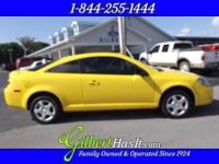 GREAT MILES 32,000! LS trim, Rally Yellow exterior and