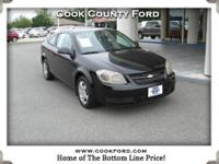 2008 CHEV COBALT 2DR LT LOCAL TRADE!!! At Cook County