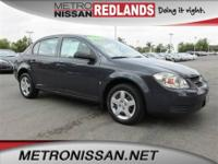 2008 Chevrolet Cobalt LS Our Location is: Metro Nissan