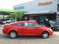 Options:  2008 Chevrolet Cobalt Ls|Victory Red/Gray|V4