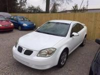 Options:  2008 Chevrolet Cobalt Ls 4Dr Sedan|White|We
