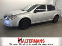 Cobalt LS and FWD. You'll NEVER pay too much at