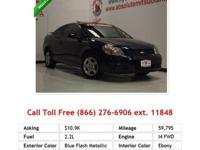 2008 Chevrolet Cobalt LT LT Sedan 4 Doors Red FWD I4