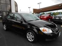 Right here's a lot on a 2008 Chevrolet Cobalt! A cost