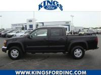 3.7L I5 MFI DOHC and 4WD. Crew Cab! Get Hooked On Kings