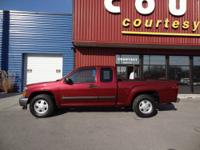 Take a look at this 2008 Chevrolet Colorado LT. So nice